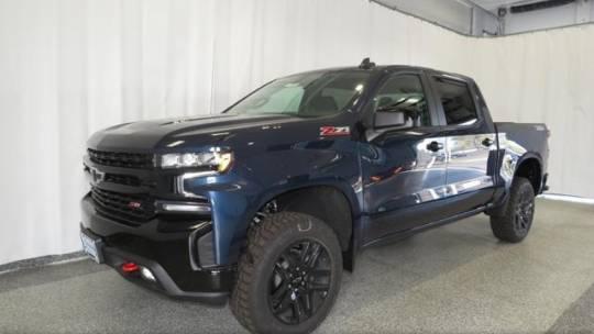 2021 Chevrolet Silverado 1500 LT Trail Boss for sale in St. Louis, MO