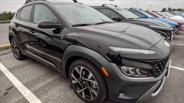 2022 Hyundai Kona Limited for sale in Clarksville, MD