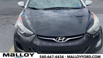 2013 Hyundai Elantra GLS for sale in Winchester, VA