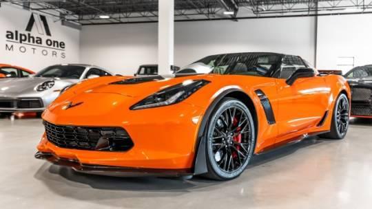2019 Chevrolet Corvette Z06 3LZ for sale in Round Rock, TX