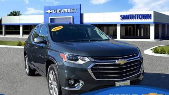 2018 Chevrolet Traverse Premier for sale in Saint James, NY