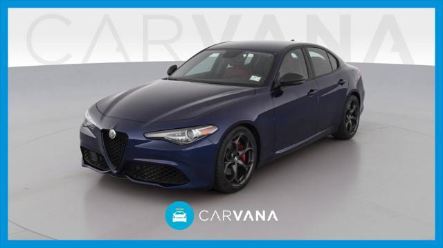 2019 Alfa Romeo Giulia Ti Sport for sale in Blue Mound, TX