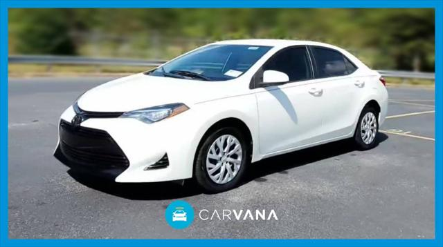 2018 Toyota Corolla LE for sale in Blue Mound, TX