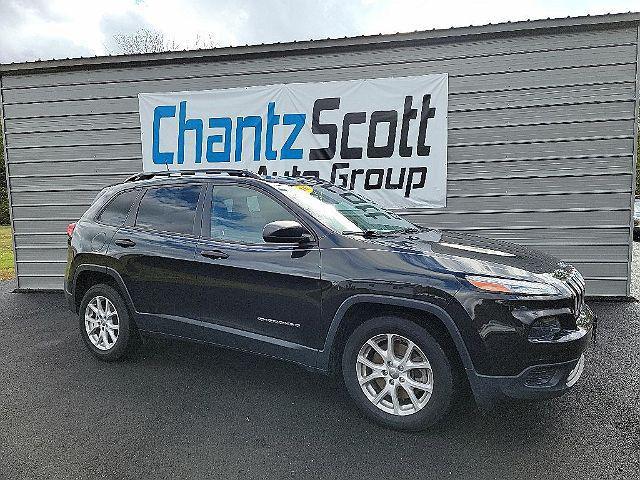 2016 Jeep Cherokee Sport for sale in Kingsport, TN