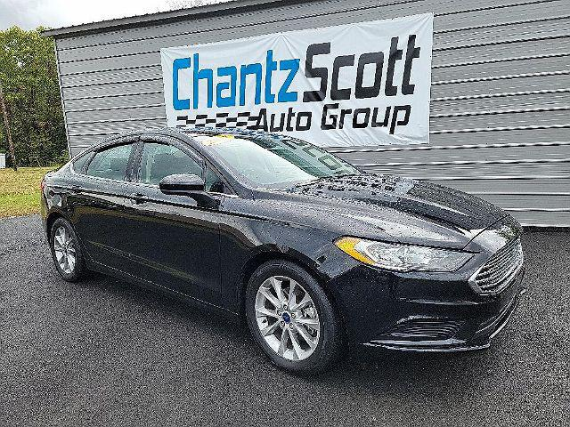 2017 Ford Fusion SE for sale in Kingsport, TN
