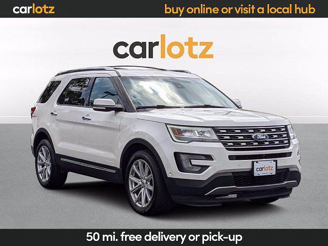 2017 Ford Explorer Limited for sale in O'Fallon, IL