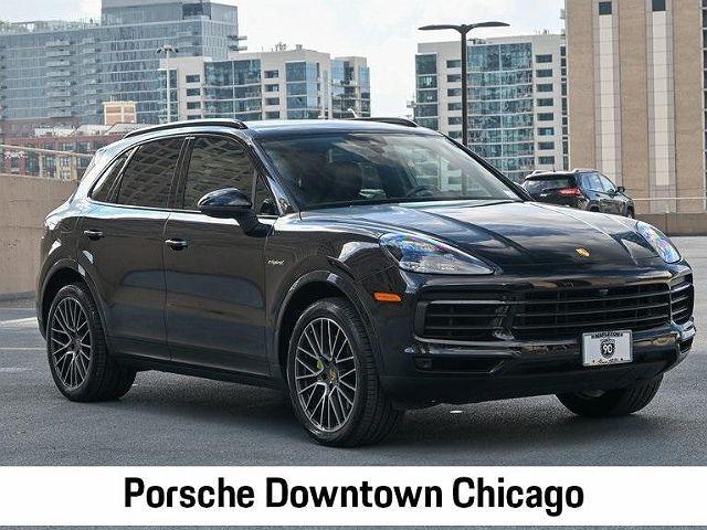 2020 Porsche Cayenne E-Hybrid for sale in Chicago, IL