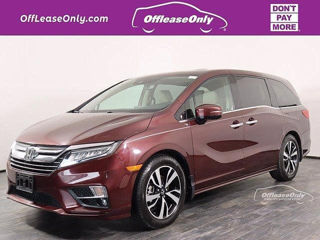 2018 Honda Odyssey Elite for sale in Orlando, FL