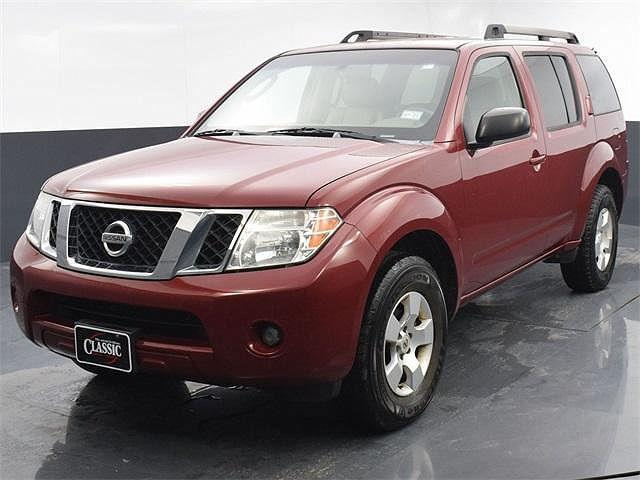 2008 Nissan Pathfinder S for sale in Houston, TX