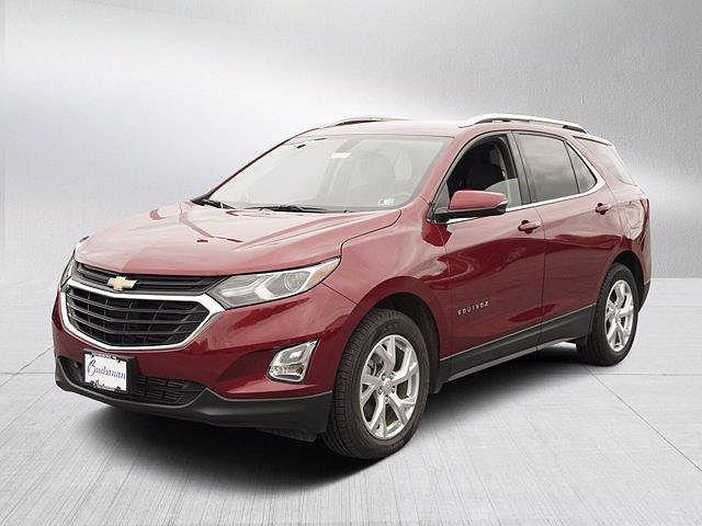 2018 Chevrolet Equinox LT for sale in Waynesboro, PA