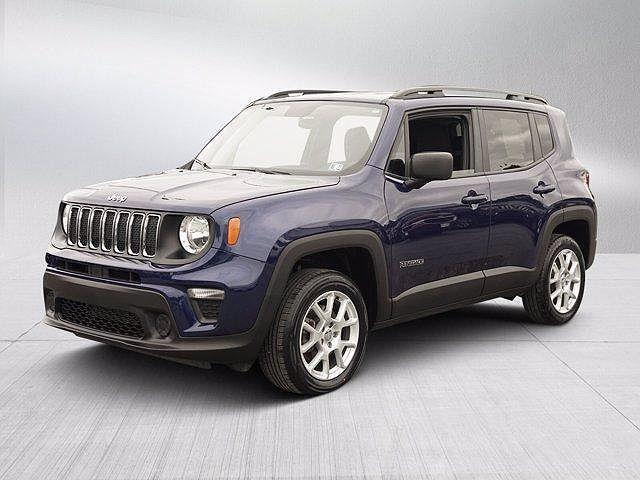 2019 Jeep Renegade Sport for sale in Waynesboro, PA