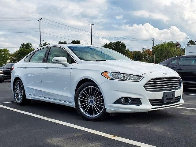 2013 Ford Fusion SE for sale in Columbus, OH