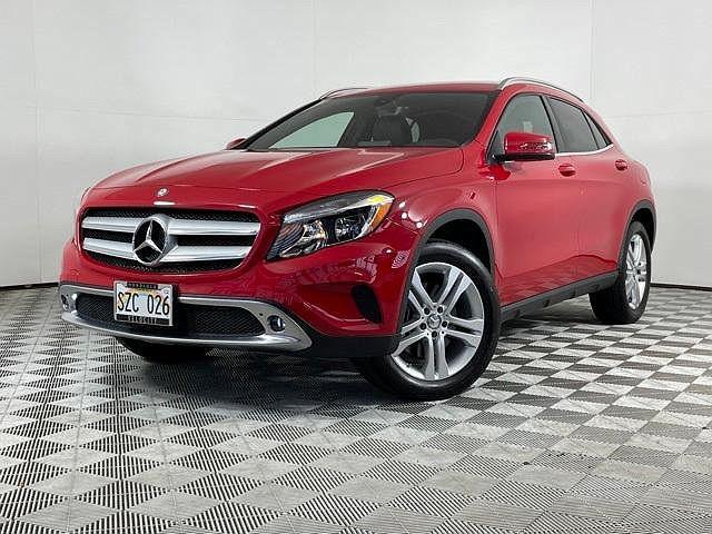2017 Mercedes-Benz GLA GLA 250 for sale in Honolulu, HI