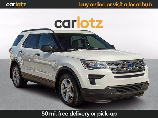 2018 Ford Explorer Base for sale in Clearwater, FL