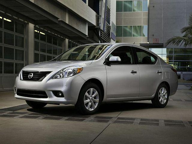 2012 Nissan Versa SV for sale in Ocala, FL
