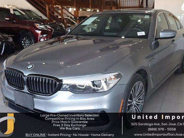 2018 BMW 5 Series 530e iPerformance for sale in San Jose, CA