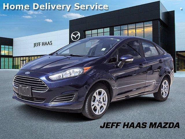 2016 Ford Fiesta SE for sale in Houston, TX