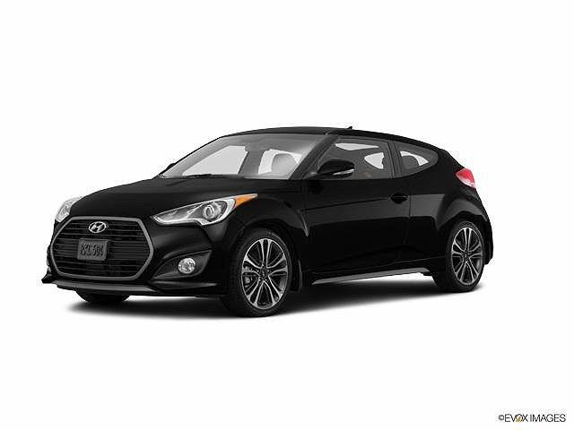 2016 Hyundai Veloster Turbo for sale in Countryside, IL