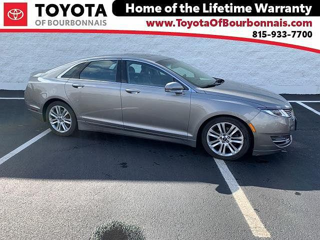 2015 Lincoln MKZ 4dr Sdn FWD for sale in Bourbonnais, IL