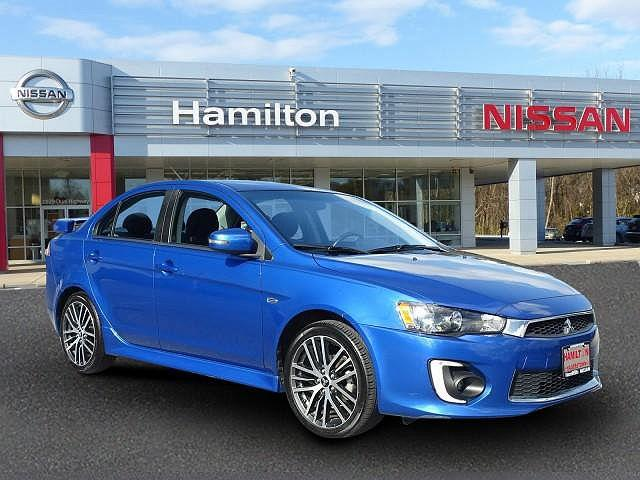 2017 Mitsubishi Lancer SEL for sale in Hagerstown, MD