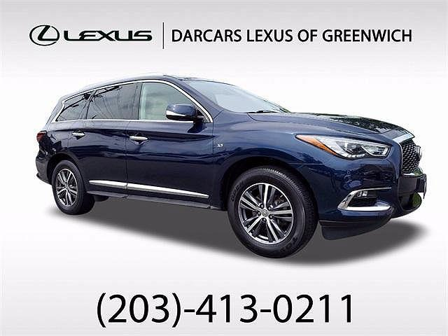 2018 INFINITI QX60 AWD for sale in Greenwich, CT