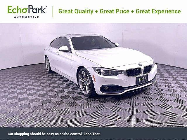 2018 BMW 4 Series 430i for sale in New Braunfels, TX