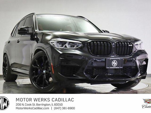 2020 BMW X3 M Competition for sale in Barrington, IL