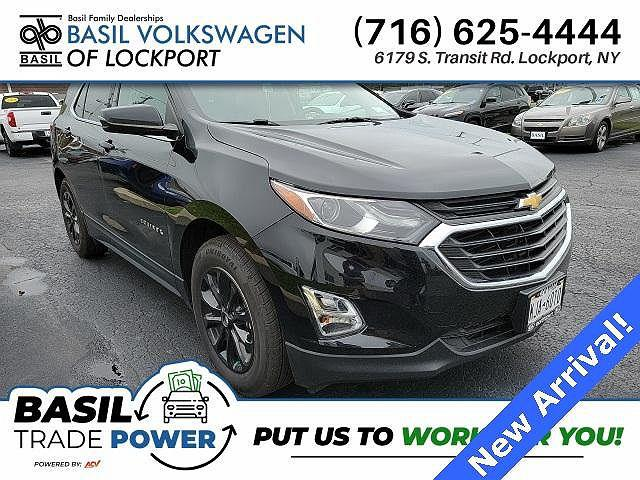 2018 Chevrolet Equinox LT for sale in Lockport, NY