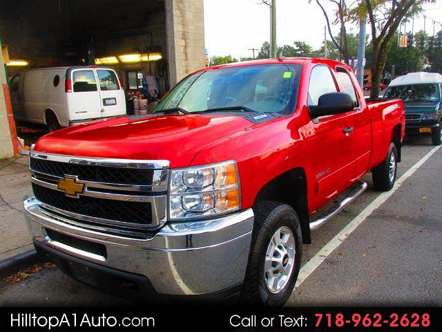 2012 Chevrolet Silverado 2500HD LT for sale in Floral Park, NY