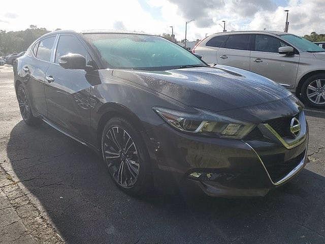 2016 Nissan Maxima 3.5 Platinum for sale in Jacksonville, FL