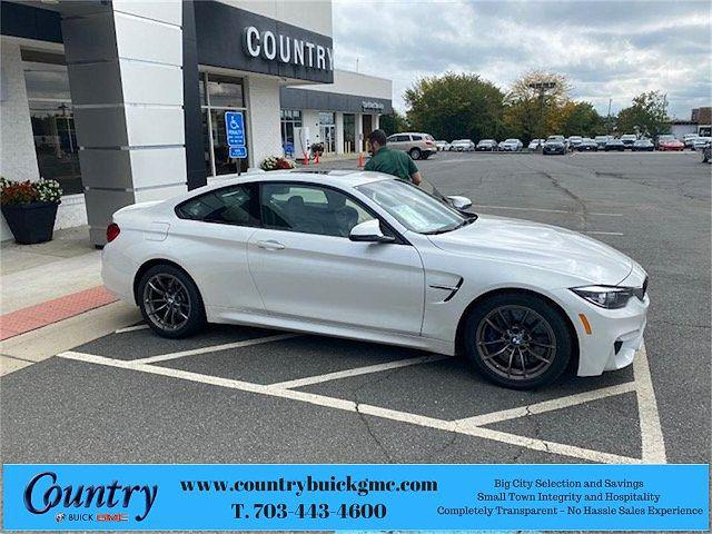 2018 BMW M4 Coupe for sale in Leesburg, VA