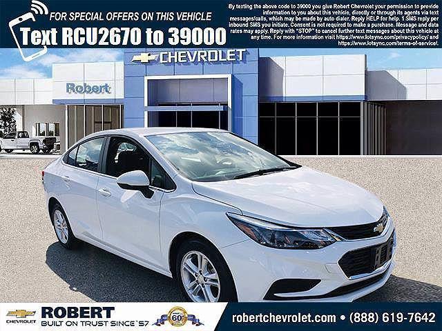 2018 Chevrolet Cruze LT for sale in Hicksville, NY