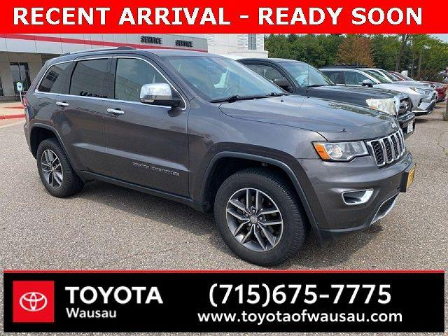 2017 Jeep Grand Cherokee Limited for sale in Wausau, WI
