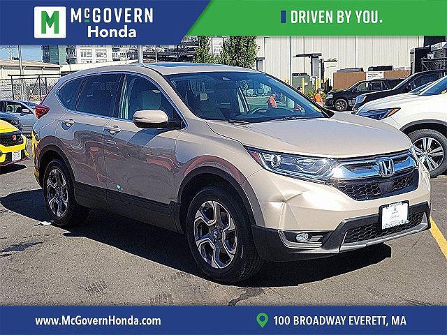 2018 Honda CR-V EX for sale in Everett, MA