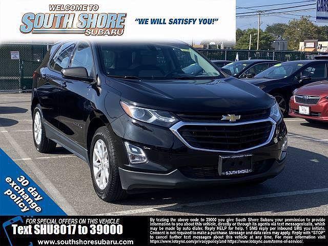 2018 Chevrolet Equinox LS for sale in Lindenhurst, NY