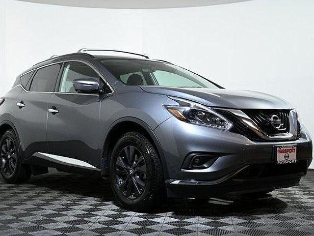 2018 Nissan Murano SV for sale in Alexandria, VA