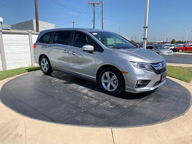 2019 Honda Odyssey EX-L for sale in Round Rock, TX