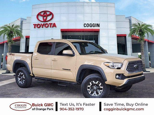 2018 Toyota Tacoma TRD Off Road for sale in Jacksonville, FL