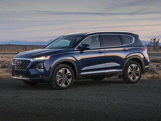 2020 Hyundai Santa Fe Limited for sale in West Palm Beach, FL