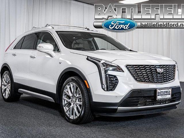 2019 Cadillac XT4 AWD Premium Luxury for sale in Manassas, VA