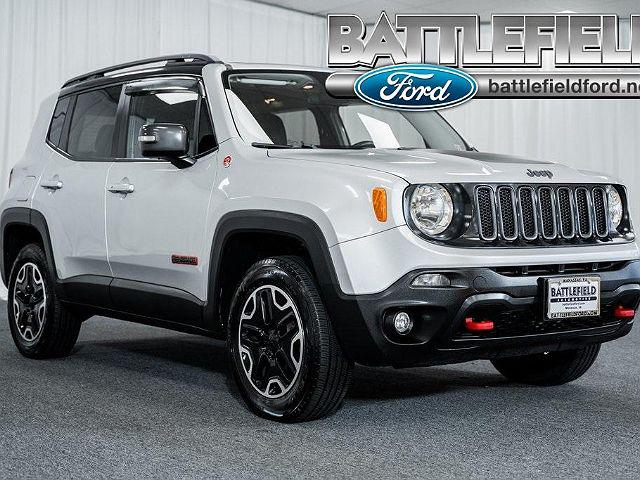 2015 Jeep Renegade Trailhawk for sale in Manassas, VA