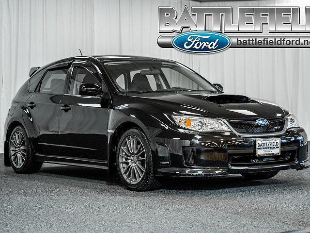2014 Subaru Impreza Wagon WRX WRX for sale in Manassas, VA