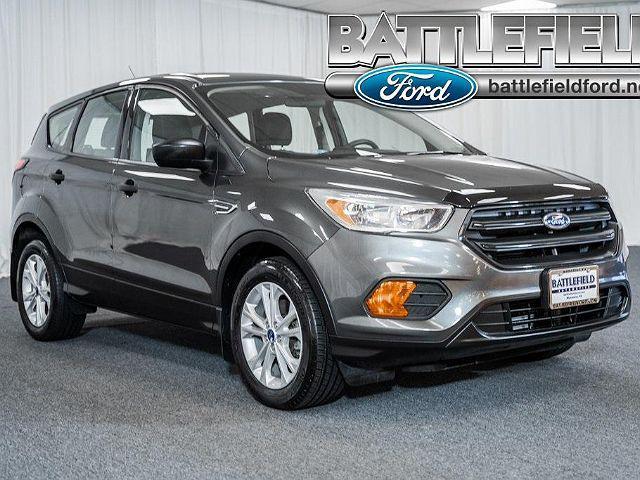2017 Ford Escape S for sale in Manassas, VA