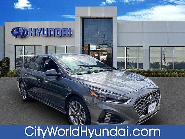 2019 Hyundai Sonata Limited for sale in Bronx, NY