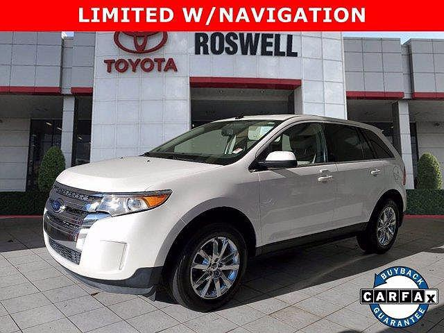 2013 Ford Edge Limited for sale in Roswell, GA