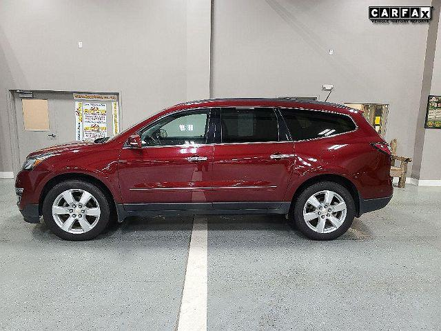 2016 Chevrolet Traverse LTZ for sale in Manchester, IA