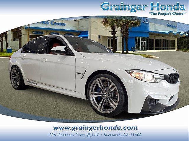 2017 BMW M3 Sedan for sale in Savannah, GA