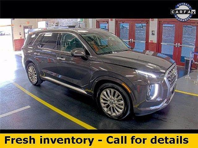2020 Hyundai Palisade Ultimate for sale in Milford, MA