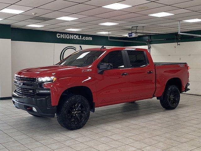 2019 Chevrolet Silverado 1500 LT Trail Boss for sale in Joliet, IL