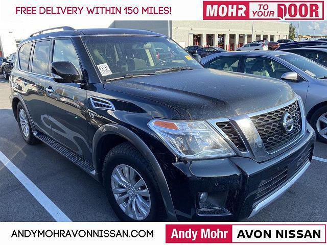 2017 Nissan Armada SV for sale in Avon, IN
